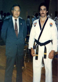 russ with master